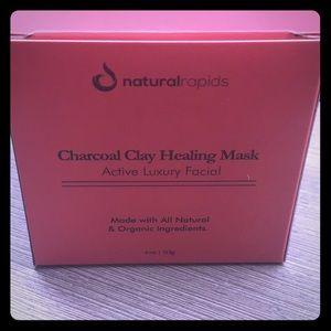 Charcoal Clay Healing Mask
